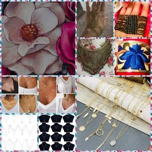 WHOLESALE JEWELRY AVAILABLE FOR RESALE BOHO ZAD